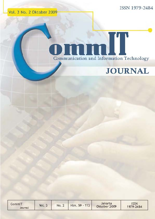 Journal of Communication and Information Technology is Online